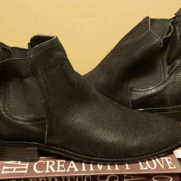 JustFab Shoes   Ankle Boots With Inch